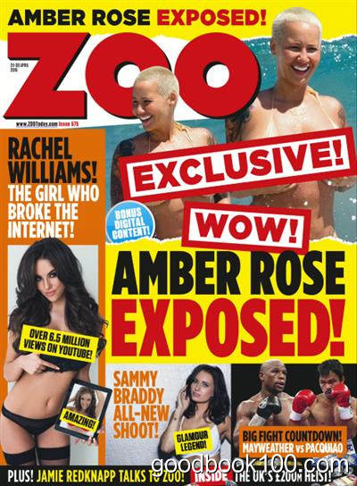 ZOO UK – Issue 575, 24-30 April 2015