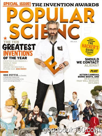 Popular Science USA – May 2015