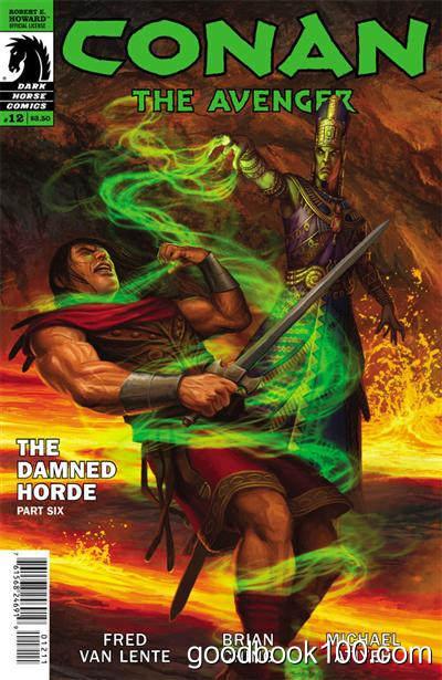Conan The Avenger #1-12 [2014-2015]