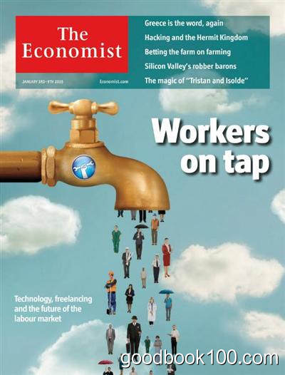 The Economist – 3RD January-9TH January 2015