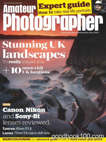 Amateur Photographer – 21 November 2015