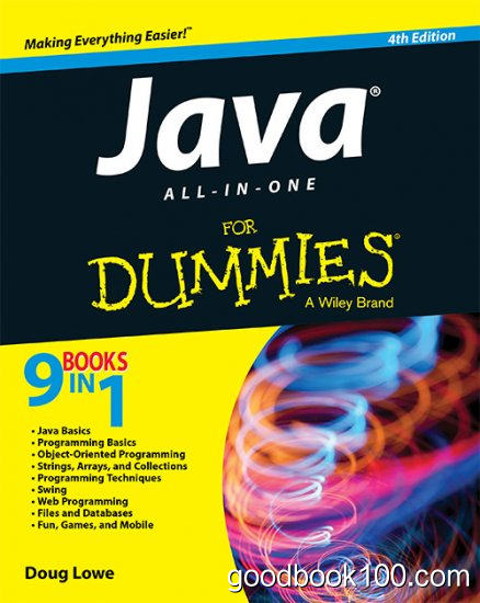 Java All-in-One For Dummies, 4th Edition 2014
