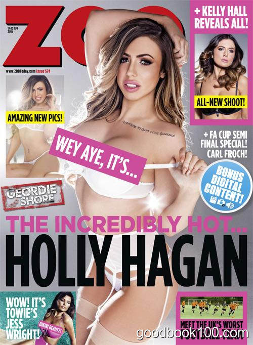 ZOO UK – Issue 574, 17-23 April 2015