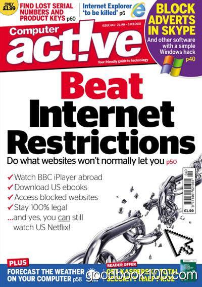 Computeractive UK – Issue 441, 2015
