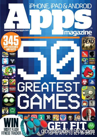 Apps Magazine – Issue 55 2015