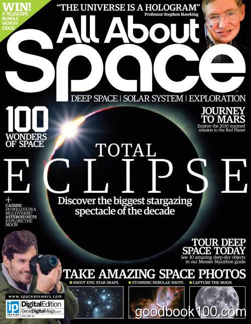 All About Space – Issue 36, 2015