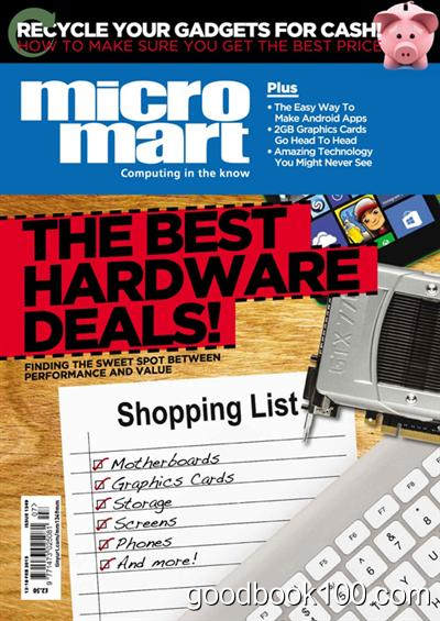 Micro Mart – Issue 1349, 12-18 February 2015