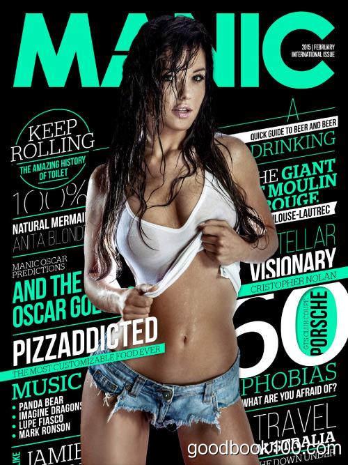 Manic Magazine – February 2015