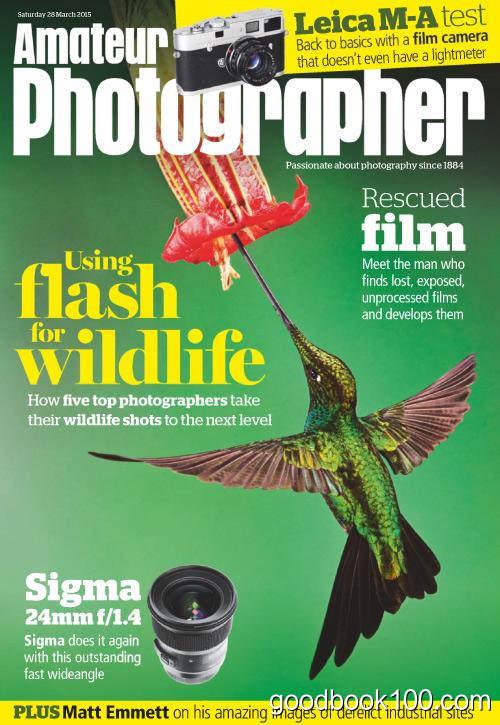 Amateur Photographer – 28 March 2015
