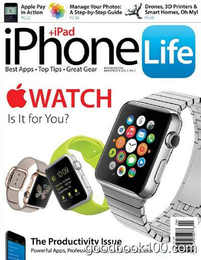 iPhone Life – March – April 2015