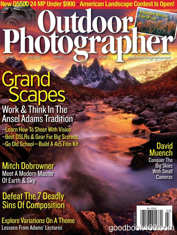 Outdoor Photographer – March 2015