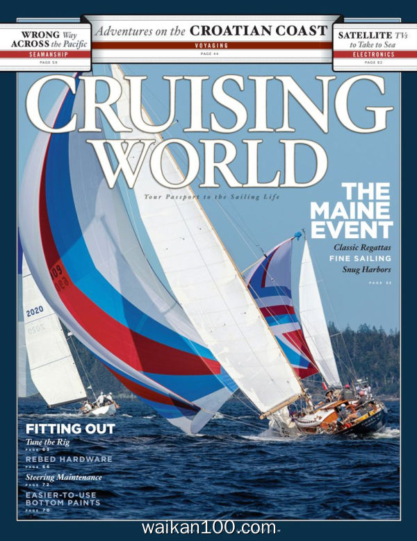 Cruising World 4月刊 2020年 [144MB]
