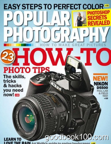 Popular Photography – May 2015