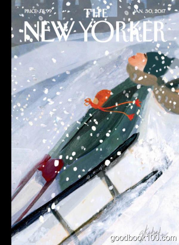 纽约客_The New Yorker_2017年合集高清PDF杂志电子版百度盘下载 共47本
