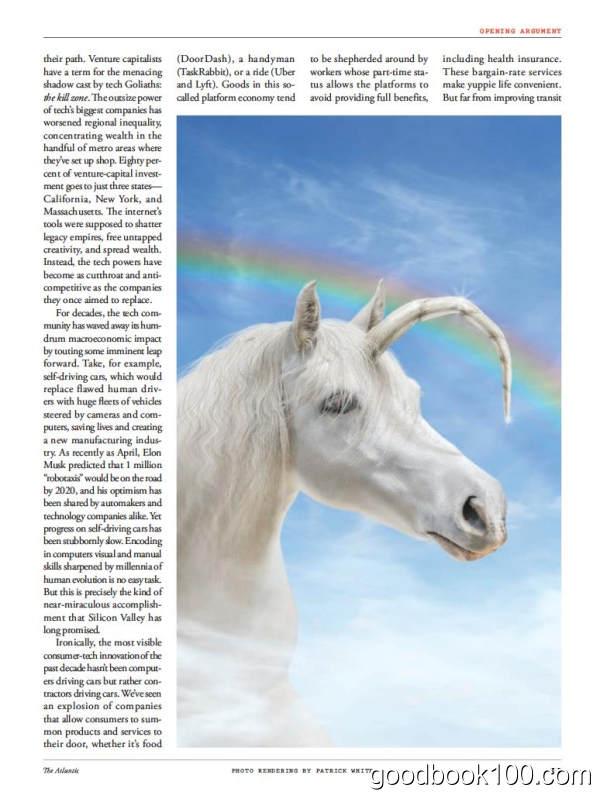 大西洋月刊_The Atlantic_2020年合集高清PDF杂志电子版百度盘下载 共10本