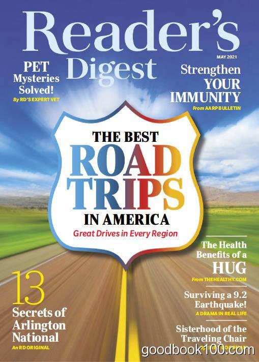 读者文摘_Readers Digest_2021年杂志电子版百度盘下载 共12本