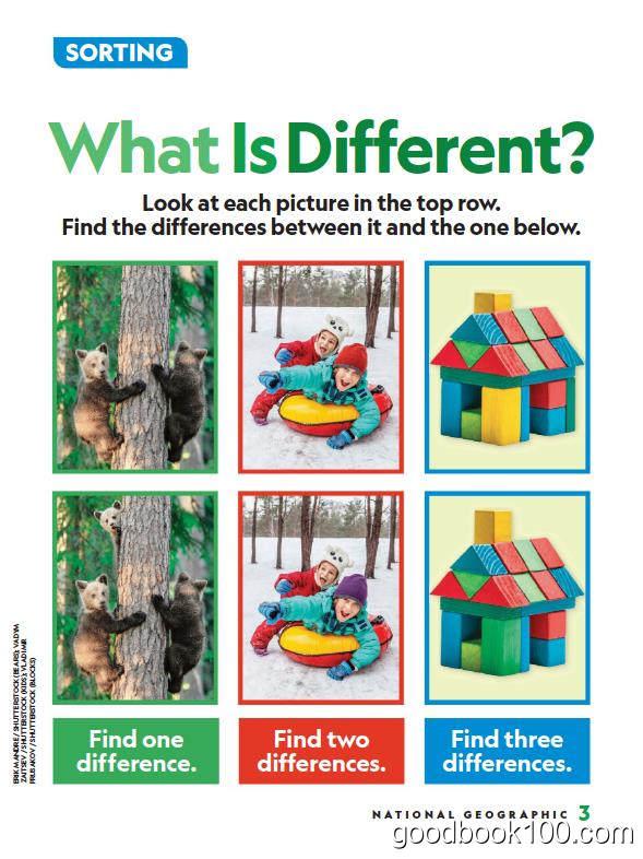美国国家地理幼儿班版_National Geographic Little Kids_2020年合集高清PDF杂志电子版百度盘下载 共6本