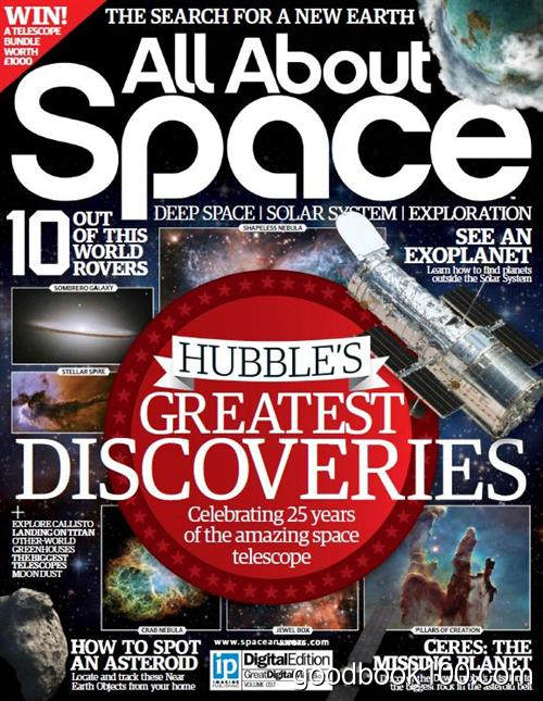 All About Space – Issue 37, 2015
