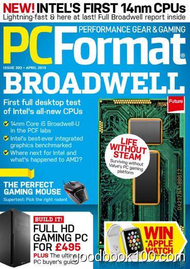 PC Format No.303 – April 2015