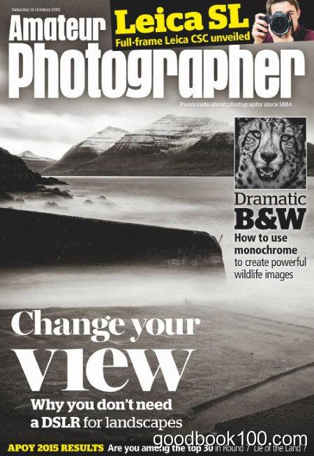 Amateur Photographer – 31 October 2015