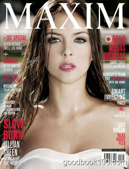 Maxim South Africa – November 2015