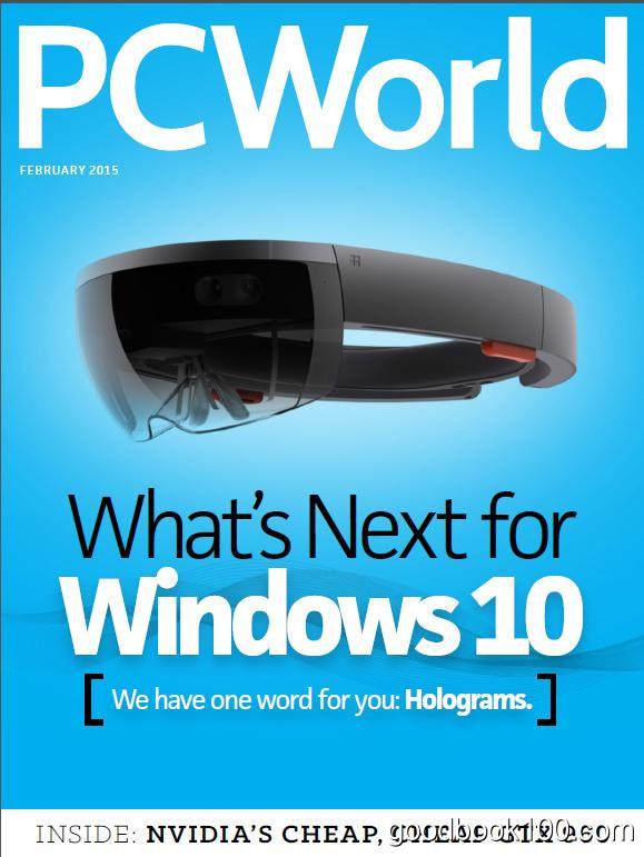 PC World USA – February 2015