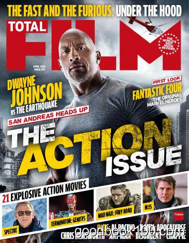 Total Film UK – March 2015