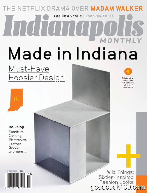 Indianapolis_Monthly_-_March_2020英文原版高清PDF电子杂志下载
