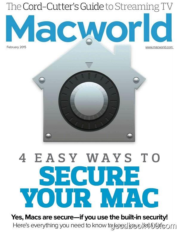 Macworld USA – February 2015