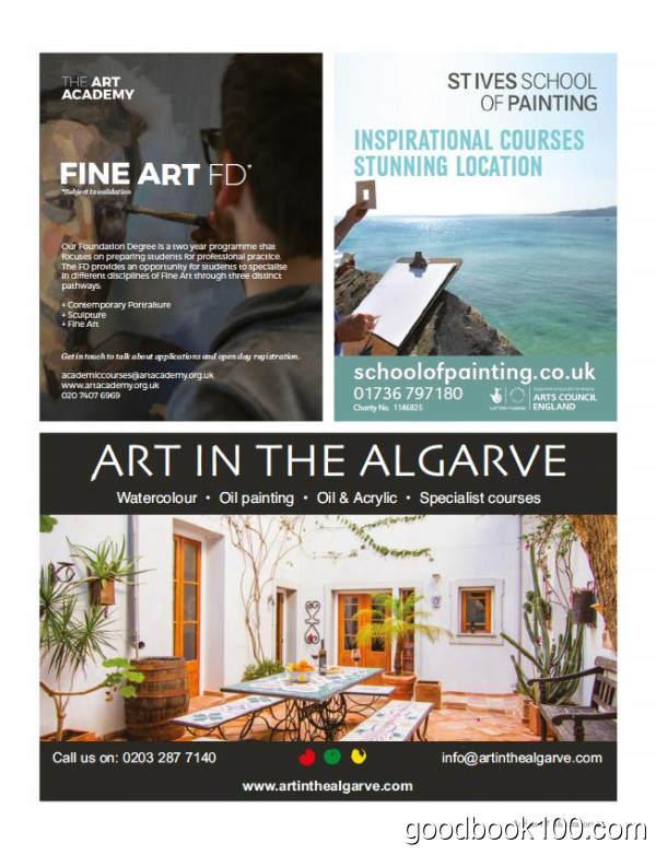 艺术设计及绘画插画杂志_Artists & Illustrators_2018年合集高清PDF杂志电子版百度盘下载 共13本