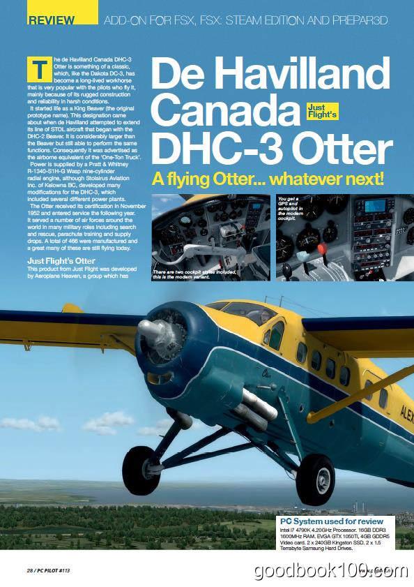 飞行员杂志_PC Pilot_2018年合集高清PDF杂志电子版百度盘下载 共7本