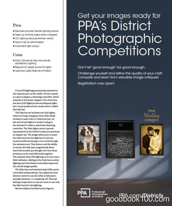 专业摄影杂志_Professional Photographer_2020年合集高清PDF杂志电子版百度盘下载 共12本