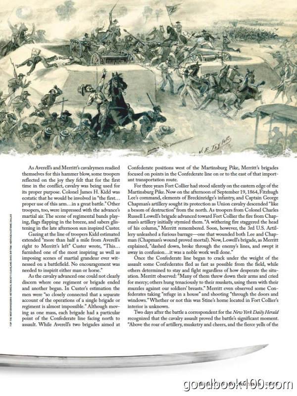 美国独立战争杂志_Civil War_2019年合集高清PDF杂志电子版百度盘下载 共6本 469MB