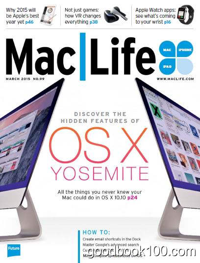 MacLife USA March 2015