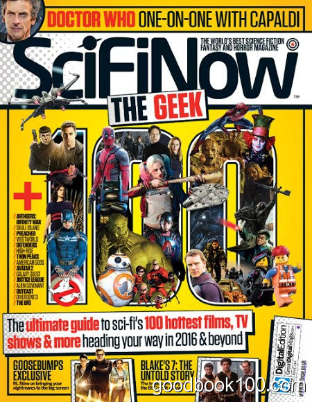SciFi Now – Issue 114, 2015