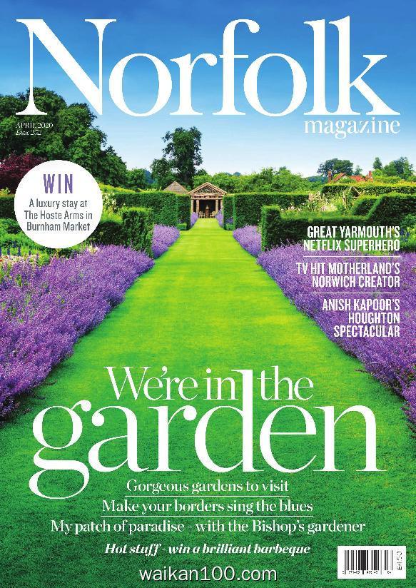 EDP Norfolk 4月刊 2020年 [158MB]