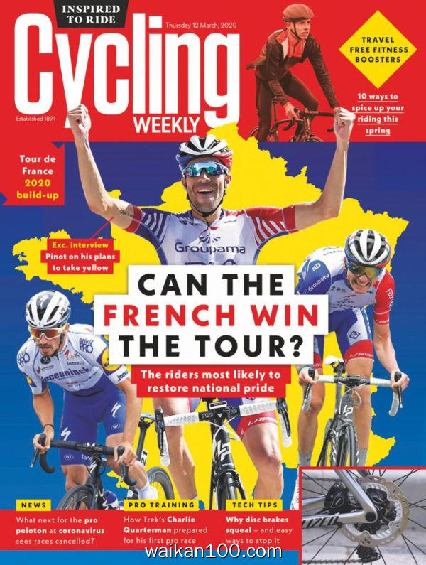 Cycling Weekly 3月刊 12 2020年 [62MB]