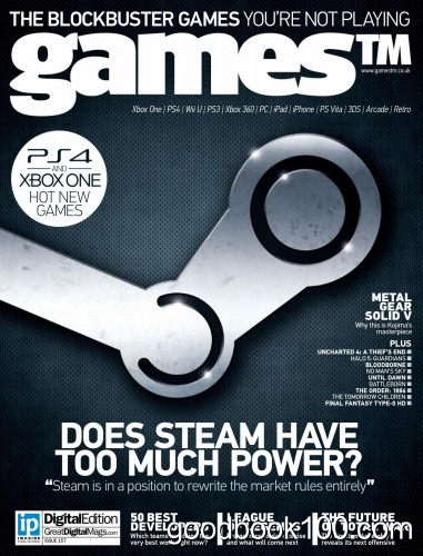 GamesTM – Issue 157 2015