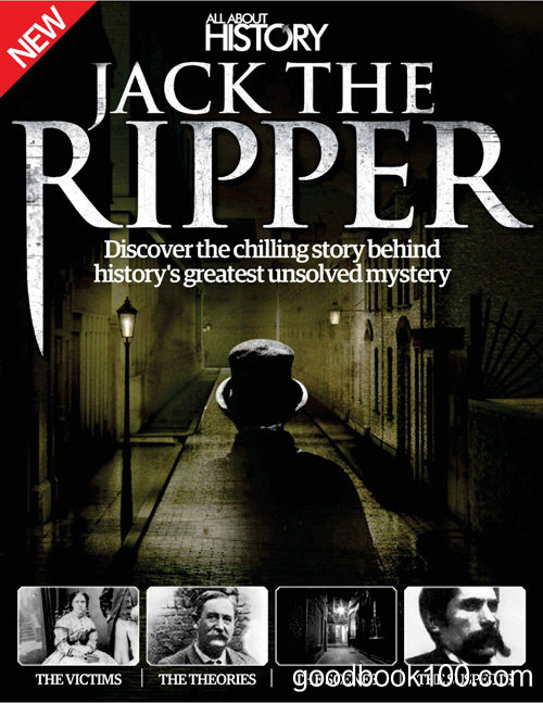 All About History – Jack The Ripper 2015