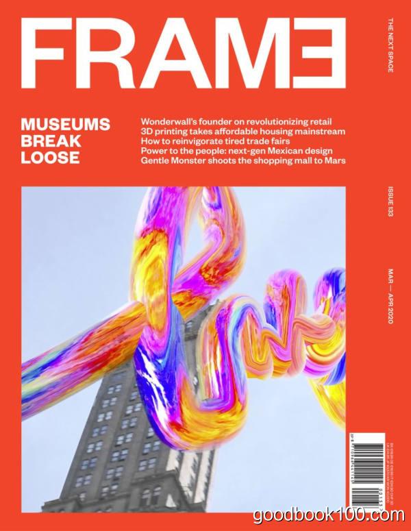 Frame_-_March-April_2020英文原版高清PDF电子杂志下载