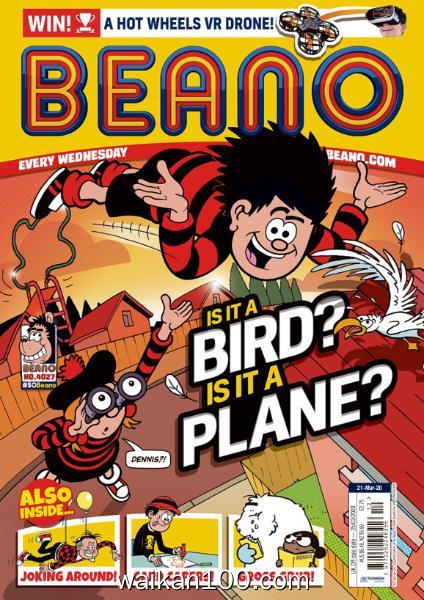 Beano 21 3月刊 2020年 [18MB]