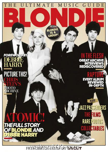 Uncut The Ultimate Music Guide Blondie 2020年 [116MB]