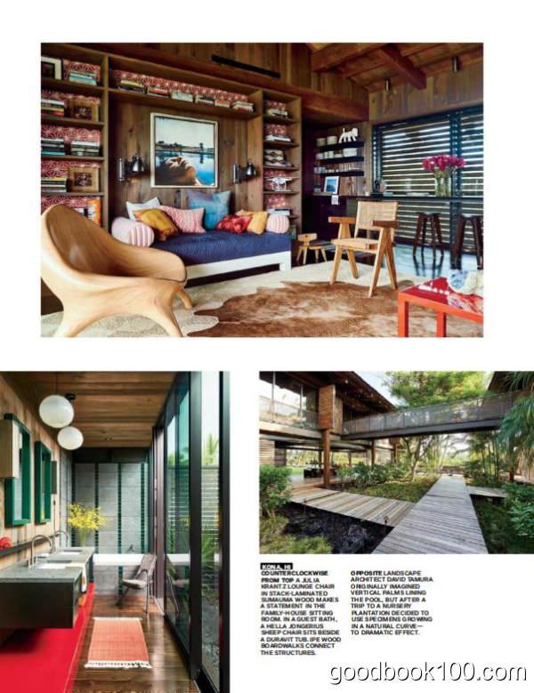 安邸美国版_Architectural Digest USA_2018年合集高清PDF杂志电子版百度盘下载 共11本 400MB