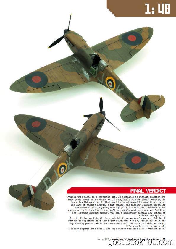飞机模型杂志_Model Airplane International_2019年合集高清PDF杂志电子版百度盘下载 共12本