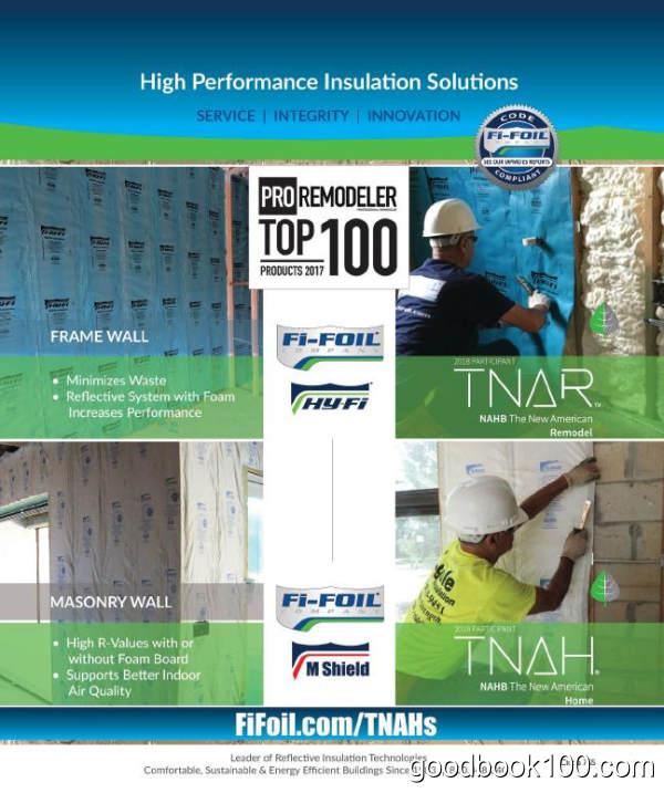 建筑家居设计类杂志_Professional Builder_2018年合集高清PDF杂志电子版百度盘下载 共12本