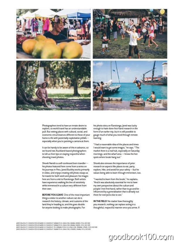 新西兰数码摄影杂志_D-Photo_2018年合集高清PDF杂志电子版百度盘下载 共6本