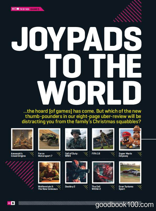 Stuff杂志英国版_Stuff UK_2018年合集高清PDF杂志电子版百度盘下载 共12本