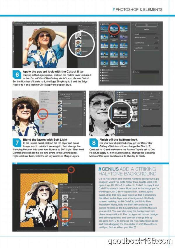摄影类杂志_Practical Photography_2019年合集高清PDF杂志电子版百度盘下载 共13本 909MB