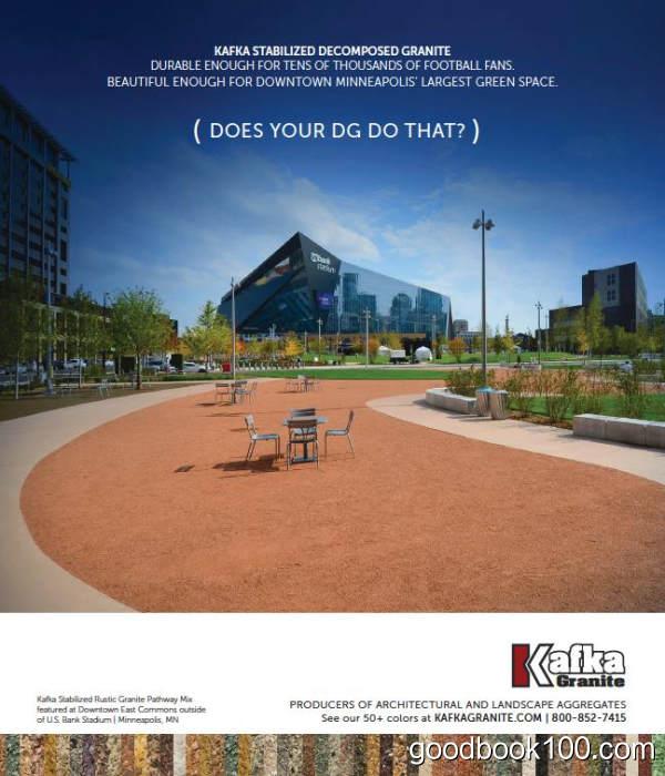 建筑设计杂志_Landscape Architecture Magazine USA_2018年合集高清PDF杂志电子版百度盘下载 共12本 842MB