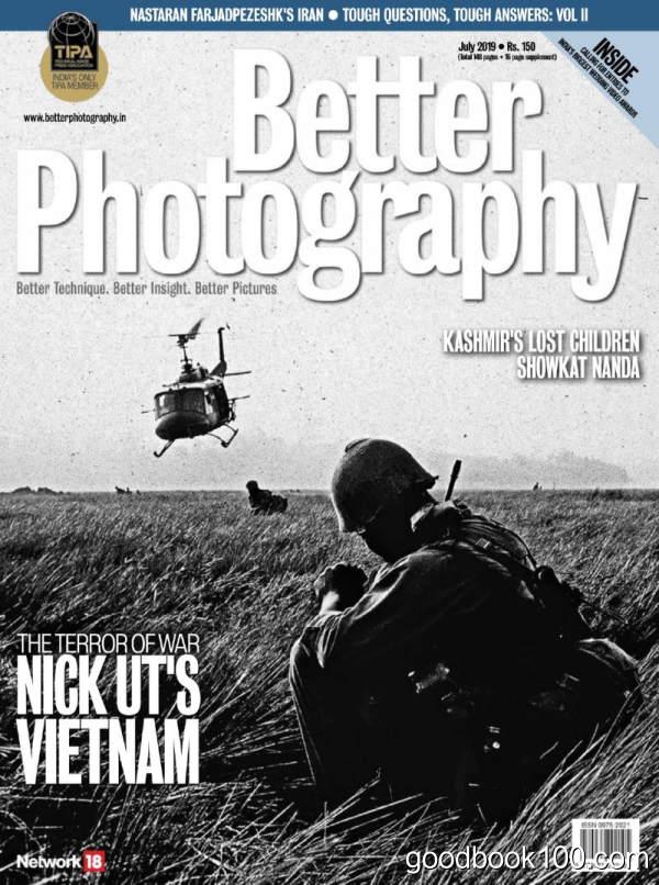 摄影类杂志_Better Photography_2019年合集高清PDF杂志电子版百度盘下载 共12本 870MB
